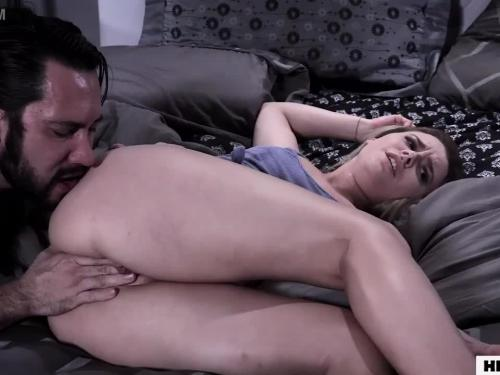 Aubrey sinclair rents a room in the creepy landlord
